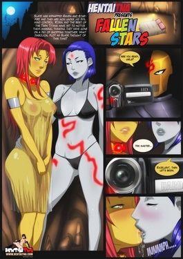 The Teen Titans- Fallen Stars