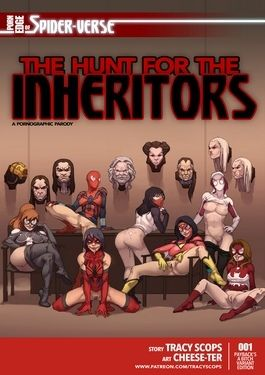 SpiderVerse- Hunt For Inheritors