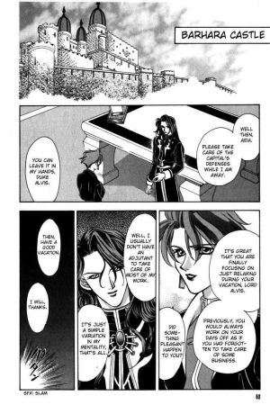 Fire Emblem: Seisen no Keifu: vol.5 chapter 29