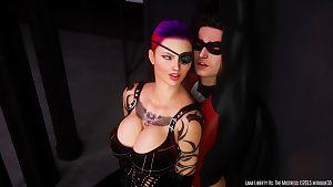 Lana Liberty Vs The Mistress - part 12