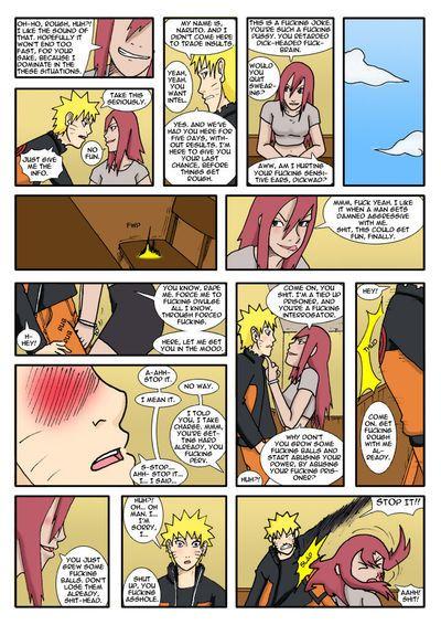 [MattWilson] Naruto interrogations (Naruto)[color R.O.D.]