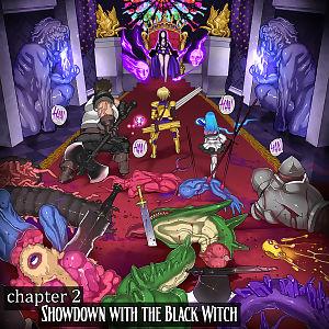 Kuromajo no Koukotsu - The Black Witchs Ecstasy ch.1-2 =LWB= - part 2