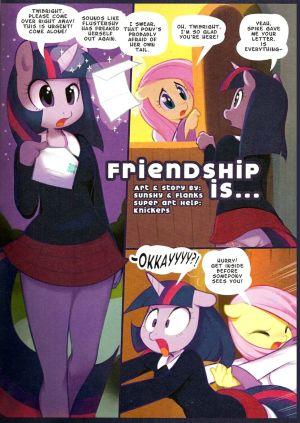 Friendship Is ....
