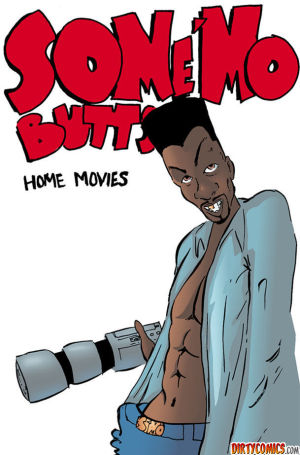 Dirty Comic – Some Mo Butts1-2
