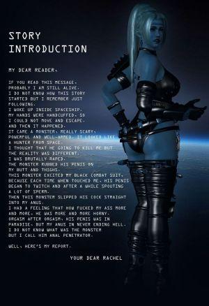 Lady, Cop VS Penetrator 3 - part 3