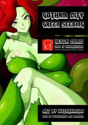 Gotham City- Green Seeding