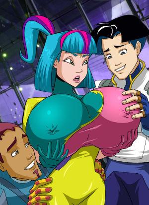 Dragon Buster- Pal Comix