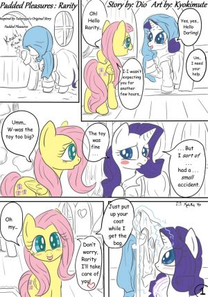Padded Pleasures 1 - Rarity