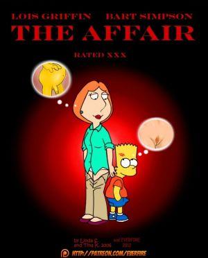 Everfire- The Affair Rated XXX