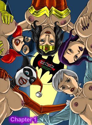Batman Beyond - Forbidden Affairs 1