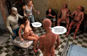 Lost Bet – Petra Helps The Elderly - part 5