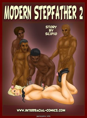 Step Father 2- Interracial