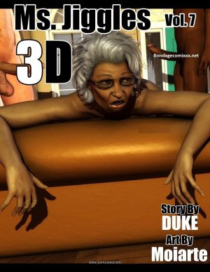 Ms Jiggles 3D – Vol 7- Duke Honey