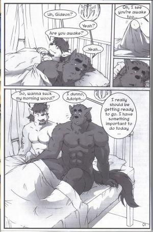 The Legacy Of Celunes Werewolves 2