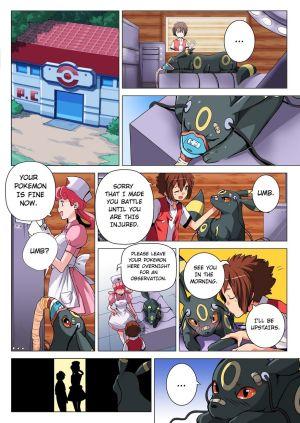Night At The Pokemon Center