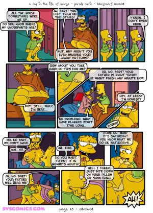 A Day in Life of Marge - part 2