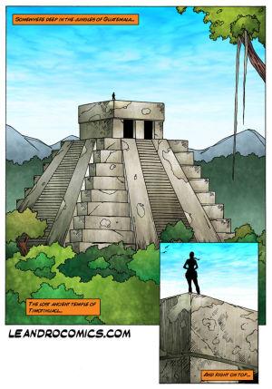 Tomb Raider- The Jungles of Guatemala