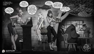 Nancy Templeton - In Trouble Again