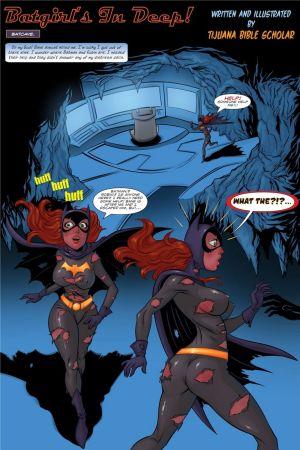 Batgirls In Deep