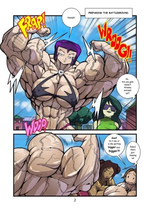 Kartoon Warz 3 - Preparing The Battlegro…