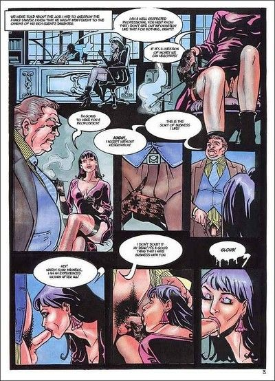 Porn comics with hot chick being fucked hard