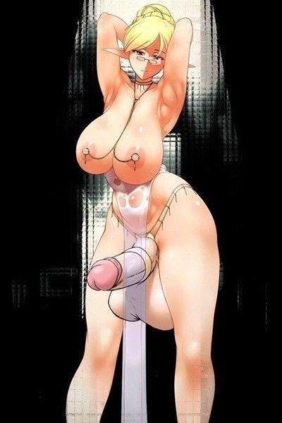 Big balls futa