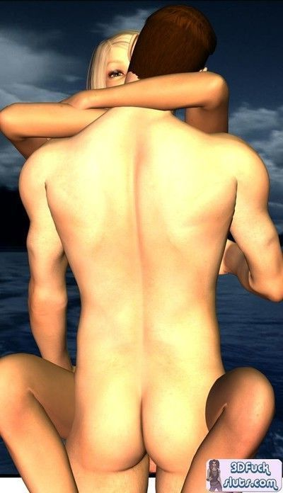 3d toons in hardcore sex action