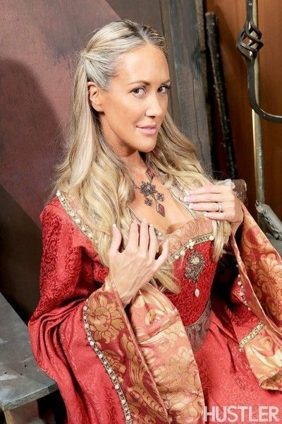 Brandi love and alec knight in this aint game of thrones xxx