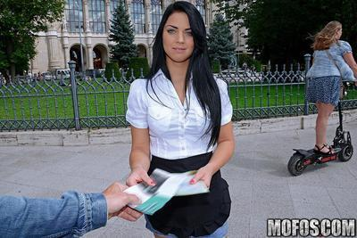 Fellow knows how to game those cash-hungry Euro sluts. This boy waved some coins in Suzys face and had her consequent him somewhere quiet to replace love making act acts for Forints. This chick flashed her alluring largest tits, then this Hungarian beauty