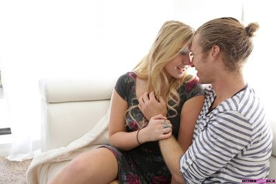 Melissa may and her boyfriend get pussy licking cock sucking and