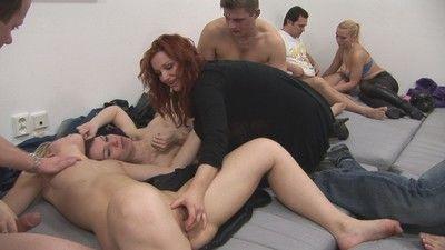 Hardcore group porn photos