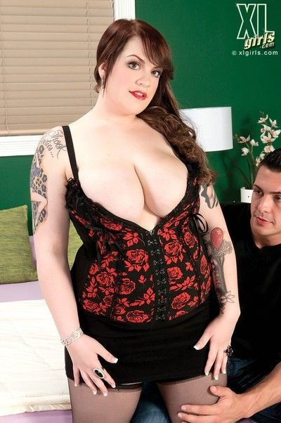 Top chubby model marilyn mayson gets fucked