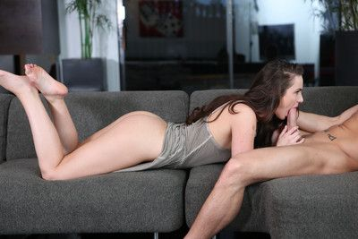 Hot babe gets her pussy pounded deep