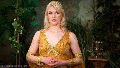 Ella nova is the newly appointed fairy queen, and wants nothing more than to get