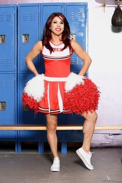 Transsexual cheerleaders #16, scene #02