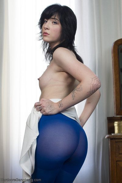 Welcome 19 year old charlotte sartre to hardcore gangbang! charlotte blackmails