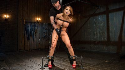 Britney is just getting her feet wet with bdsm. she
