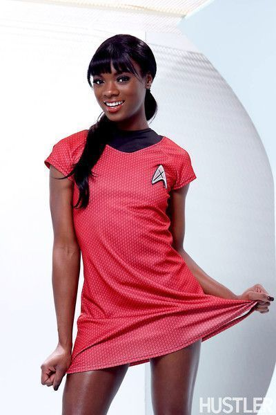 Ana foxxx in this aint star trek xxx 3