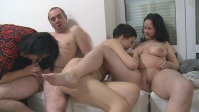 Swingers homemade orgy pics