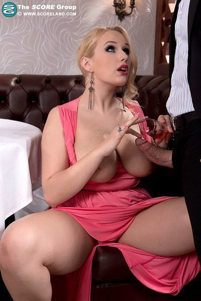 Date with a hot busty angel angel wicky