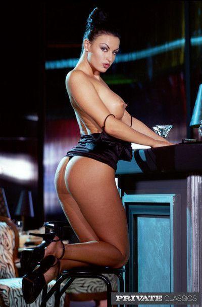 Pornstar katja love sex pics with double penetration