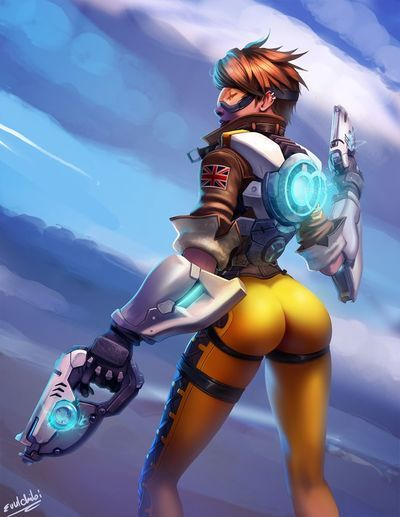 Overwatch Girls - attaching 3