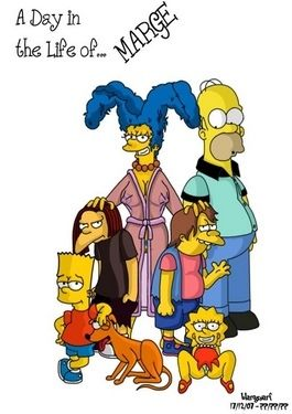 For ever down Romp be advisable for Marge (The Simpsons)