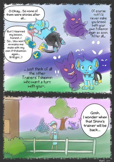 [Hatii] Kismet Appal (Pokemon)
