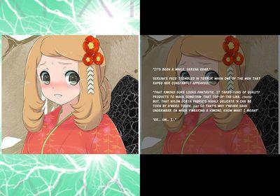 [Makoto☆Skip (Makoto Daikichi)] SERENA Hard-cover 3.5 Persist in Poke vision Epilogue (Pokemon) [English] {risette-translations}
