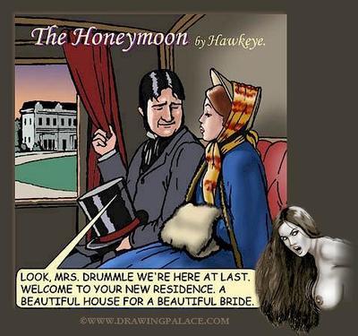 [Hawkey] Honeymoon