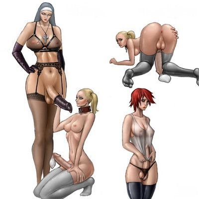 Gallery of nude anime dickgirls