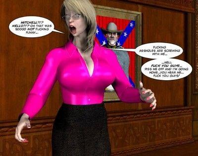 Phantom be incumbent on the sexual maniac frightening 3d porn comics